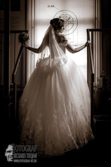 hochzeitsfotografie, braut, hochzeit, wedding photography, fotograf richard trojan