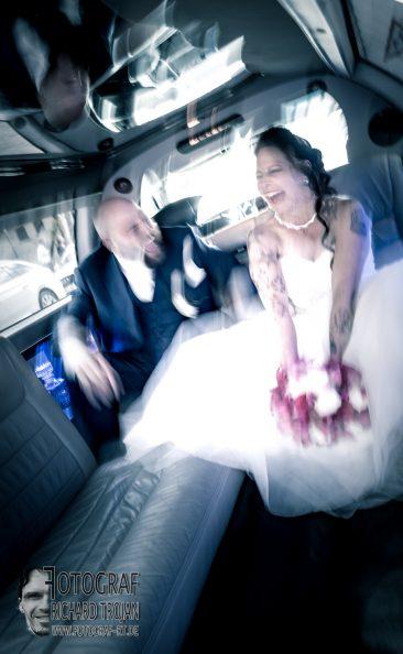 Hochzeitslimo, hochzeitslimusine, hochzeitsfotografie, fotograf richard trojan