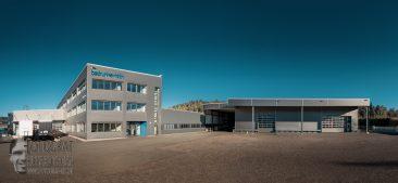 fotografie firmengebaeude, architekturfoto