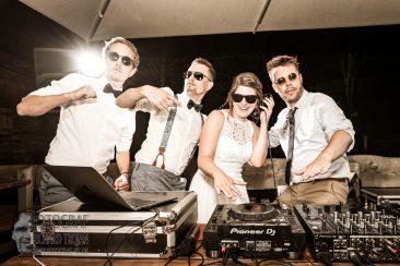 Braut DJ, hochzeitsfeier, Hochzeit, Hochzeitsparty, Braut Party